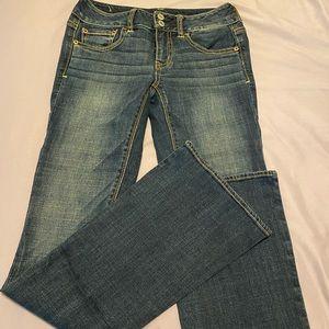 American Eagle Artist Super Stretch Flare jeans